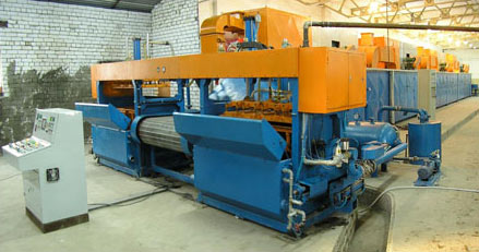 Automatic paper pulp moulding product line | China IS-MAC