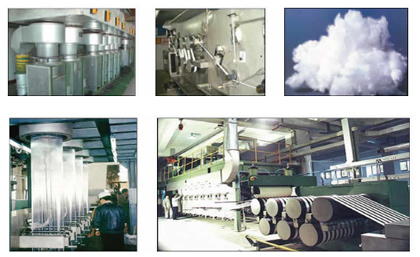Polyester Fiber Production Line China Is Mac Machinery